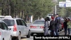 Бишкек шаары. 2-апрель, 2018-жыл.