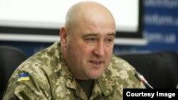 Олег Мікац, комбриг 93-ї механізованої бригади, полковник