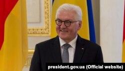 Президент Федеративной Республики Германия Франк-Вальтер Штайнмайер