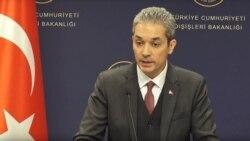 Թուրքիան դատապարտում է Հայոց ցեղասպանության բանաձևի ընդունումը Սիրիայի խորհրդարանում