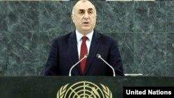 Elmar Məmmədyarov BMT Baş Assambleyesı 28 sentyabr 2014