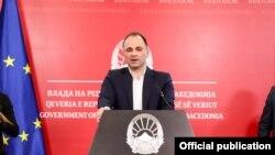 Прес-конференција на министерот за здравство, Венко Филипче за состојбата со коронавурусот во Македонија.
