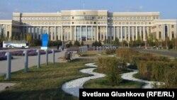 Здания министерства иностранных дел Казахстана в Астане.