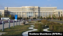 Gazagystanyň Daşary işler ministrligi. Astana