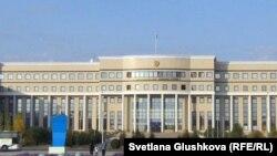 Қазақстан сыртқы істер министрлігі, Астана. (Көрнекі сурет).
