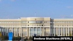 Министерство иностранных дел Казахстана.