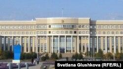 Астанадағы Қазақстанның сыртқы істер министрлігі.