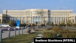 Астанадағы Қазақстан сыртқы істер министрлігі.