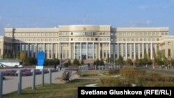 Қазақстан сыртқы істер министрлігі, Астана