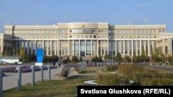 Қазақстан сыртқы істер министрлігі, Астана (Көрнекі сурет)