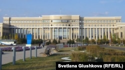 Министерство иностранных дел Казахстана. Астана, 16 октября 2011 года.