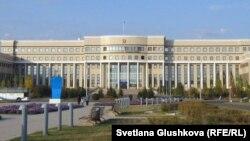 Қазақстан сыртқы істер миинстрлігі, Астана (Көрнекі сурет).