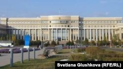 Қазақстан сыртқы істер министрлігі, Астана (Көрнекі сурет).
