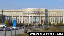 Қазақстан сыртқы істер министрлігі үйі, Астана.