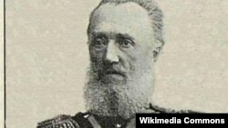Генерал-лейтенант царской России Александр Баранов, захвативший Самарканд.