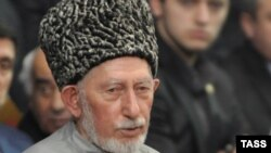 Said-Afandi Artsayev, a spiritual leader of Dagestan's Sufi Muslims, was killed in a suicide bombing in August.