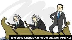 Ukrain syýasy karikatura