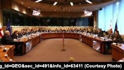 საქართველო-ევროკავშირის ასოცირების საბჭოს სხდომა. ბრიუსელი, 2018 წლის 5 თებერვალი