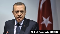 نخست وزیر ترکیه میگوید این کشور در مبارزه با تروریسم کوچکترین گذشتی نخواهد داشت.