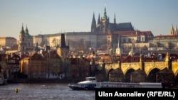 Столица Чехии - Прага.