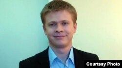 Ростислав Шапошников, керівник проекту «Дорожній контроль»