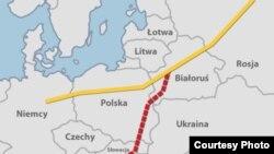 Трубопровід «Ямал-Європа»