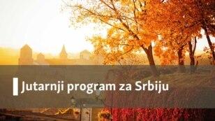 Jutarnji program za Srbiju