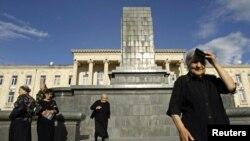 Факт возвращения памятника Сталину в Кахетии шокировал жителей грузинской столицы, свидетельствуют многочисленные записи в соцсетях