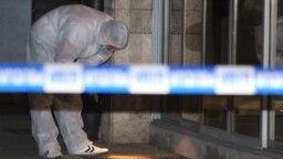 """Mjesto napada na novinarku """"Vijesti"""" Oliveru Lakić, arhivska fotografija"""
