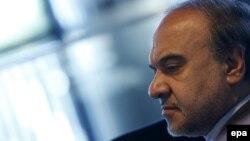 Вице-президент Ирана Масуд Солтанифар.