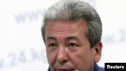 Defeated Kyrgyz presidential candidate Adakhan Madumarov