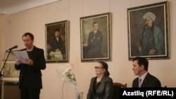 Феликс Пантюшин (с), Венера Вәлиева, Рәмис Аймәт