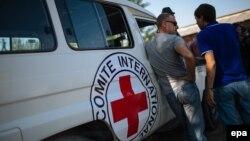 Službenici Međunarodni odbor Crvenog križa