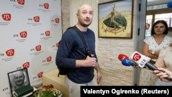 Аркадій Бабченко, російський блогер