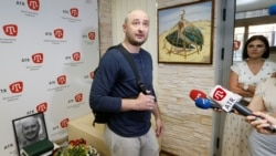 Аркадий Бабченко – о своем отъезде из Украины
