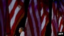 Barack Obama tokom predizborne kampanje