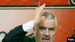 معاون اول رییس جمهوری اسلامی ایران، محمدرضا رحیمی