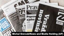 Slovakiya qəzetləri jurnalistin ölümündən yazır