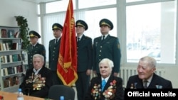 Veteranët sovjetikë të Luftës së Dytë Botërore me rastin e shënimit të Betejës së Stalingradit