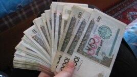 Курс узбекского сома к доллару