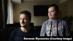 Андрей и Игорь. Фото Евгении Жулановой