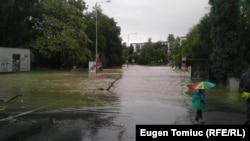 У Празе найбольшая паводка за 10 гадоў (фотарэпартаж)