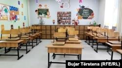 Greva në sistemin e arsimit në Kosovë.