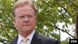 """آرشیف/ جیم ویب """"Jim Webb"""" سناتور حزب دیموکرات"""