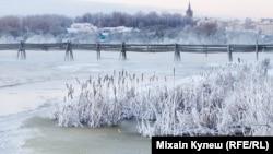 Фота дня: Вілейшчына, студзень 2014