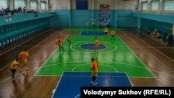 Військові моряки провели товаристський турнір з міні-футболу