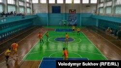 Военные моряки провели товарищеский турнир по мини-футболу