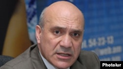 Խոսքի ազատության պաշտպանության կոմիտեի նախագահ Աշոտ Մելիքյան