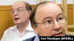 Андрей Ерофеев и Юрий Самодуров