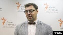 Олексій Макеєв, спецпредставник з питань санкцій політики МЗС України